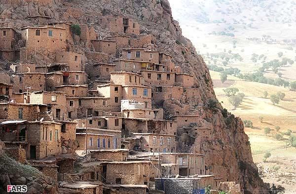 آشنایی با روستای پالنگان - کردستان