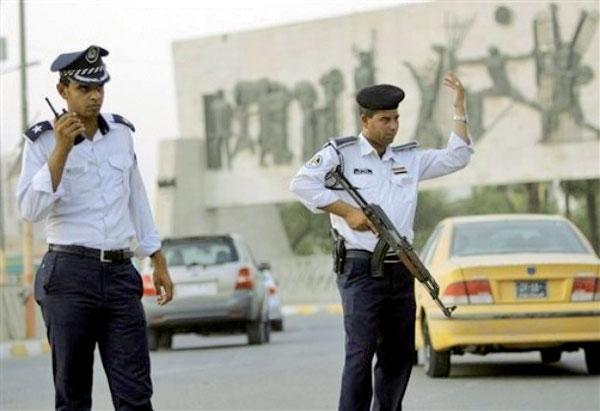 عراق پلیس