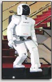 راه رفتن روبات
