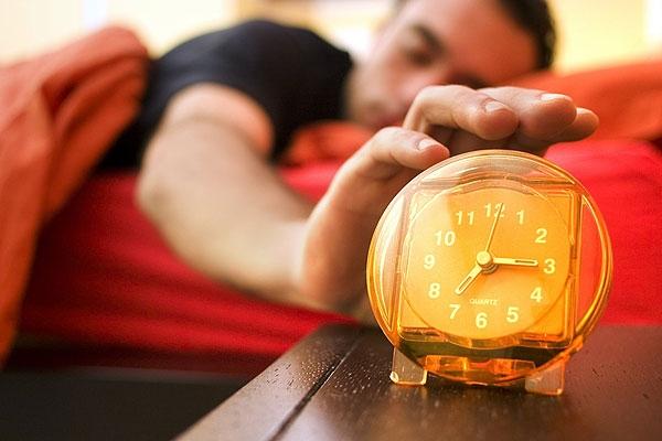 هفت ساعت عدد جادویی خواب
