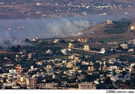درگیری در جنوب لبنان