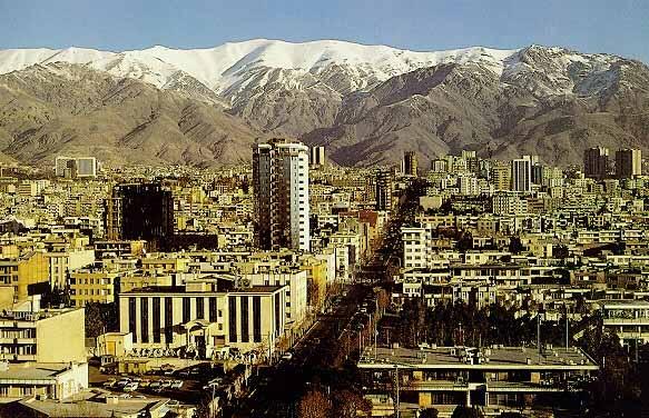 Tehran Immigration