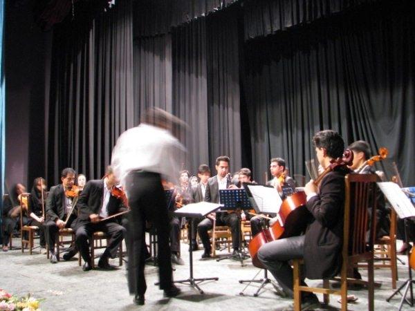 ارکستر فیلارمونیک ارومیه