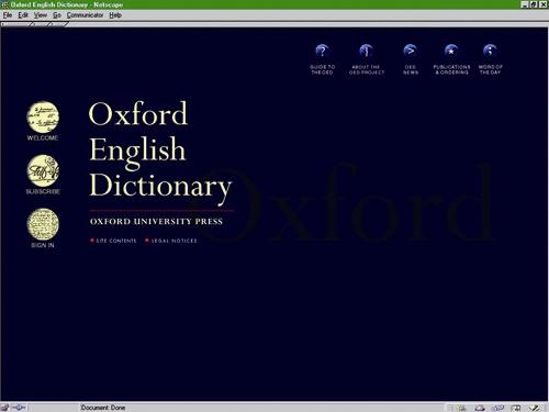 آکسفورد آنلاین میشود