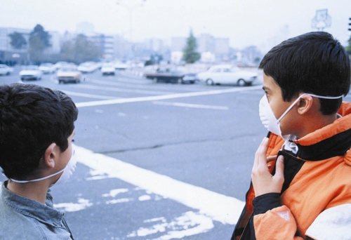 کودکان - آسم