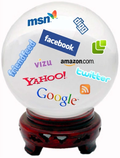 internet search crystal ball