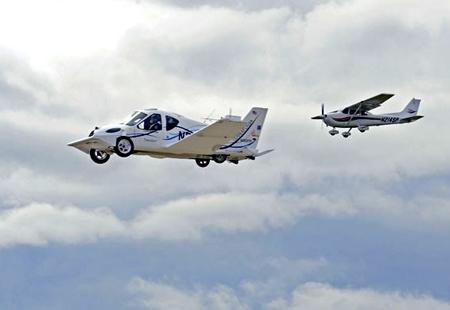خودروهای پرنده 2011