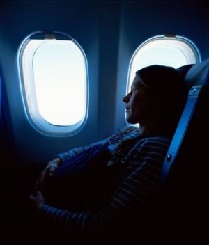 سفر هوایی حین بارداری