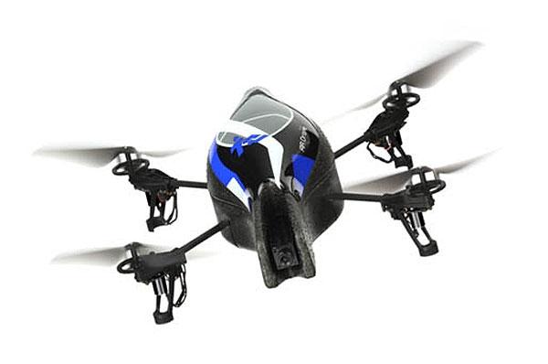The AR.Drone