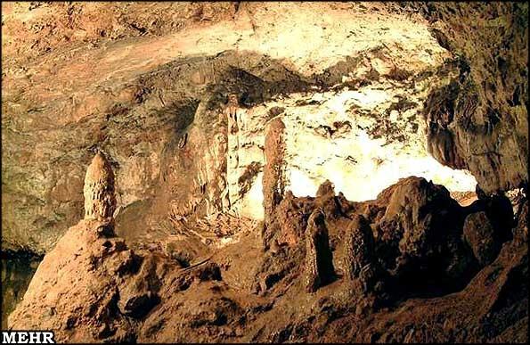 آشنایی با غار آویشوی - گیلان