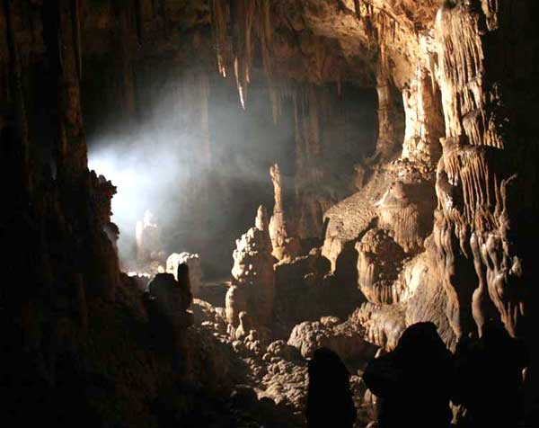 آشنایی با غار بره زرد - ایلام
