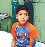 پسربچه بوشهری