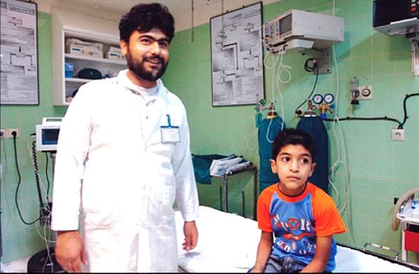 پسربچه هشت ساله بوشهری بعد از یکساعت مرگ، دوباره زنده شد