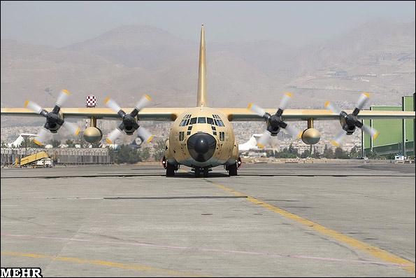 هواپیمای ارتقاءیافته سی -130