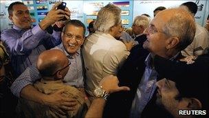 مخالفان چاوز