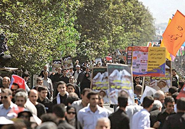 اردکان   راهپیمایی روز قدس به علت شیوع کرونا برگزار نمیشود