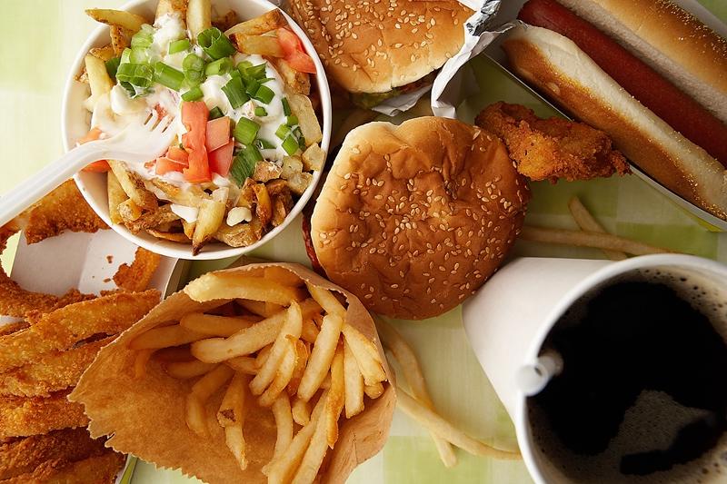 غذای پرکالری