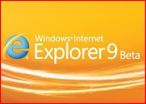 اینترنت اکسپلورر 9، وارد میشود
