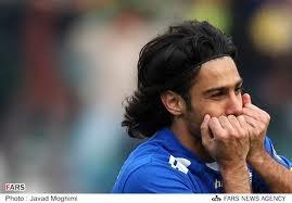 فرهاد مجیدی از تیم ملی فوتبال خداحافظی کرد