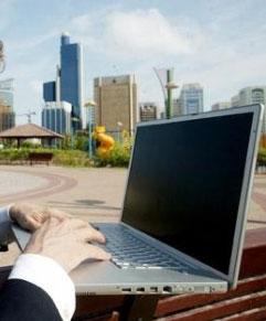 internet in parks