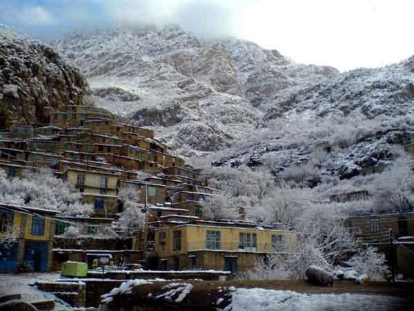 آشنایی با روستای ژیوار - کردستان