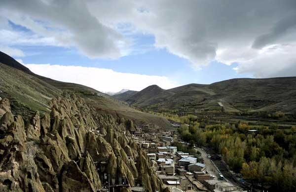 آشنایی با روستای کندوان - آذربایجان شرقی