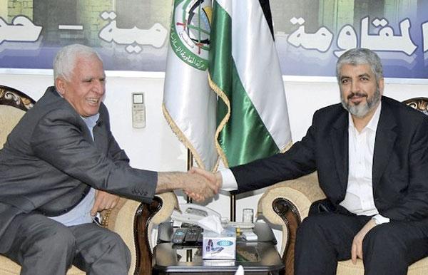توافق فتح و حماس برای تحقق آشتی ملی فلسطین