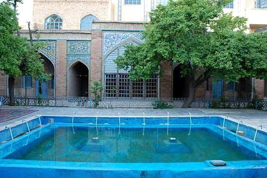 آشنایی با مسجد جامع سنندج - کردستان