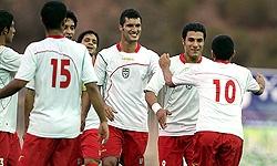 تیم فوتبال امید ایران مقابل لهستان به برتری رسید