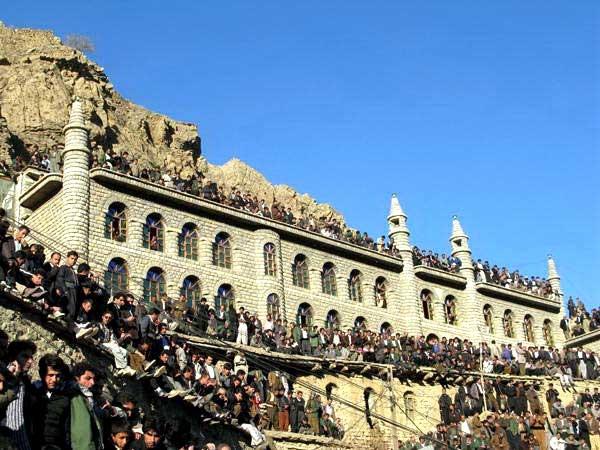 آشنایی با روستای اورامانات تخت - کردستان