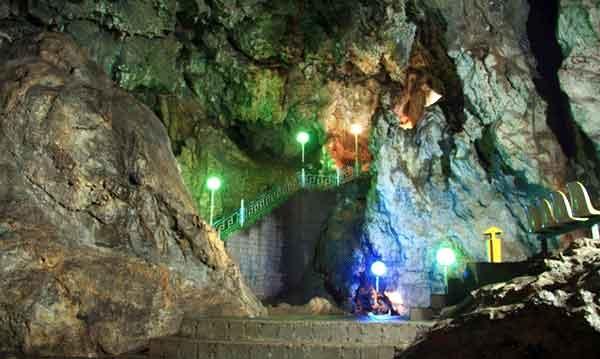 آشنایی با غار سهولان - آذربایجان غربی