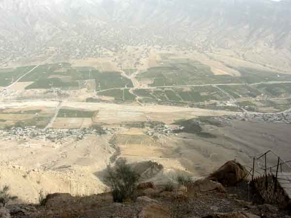 آشنایی با غار شاپور - فارس