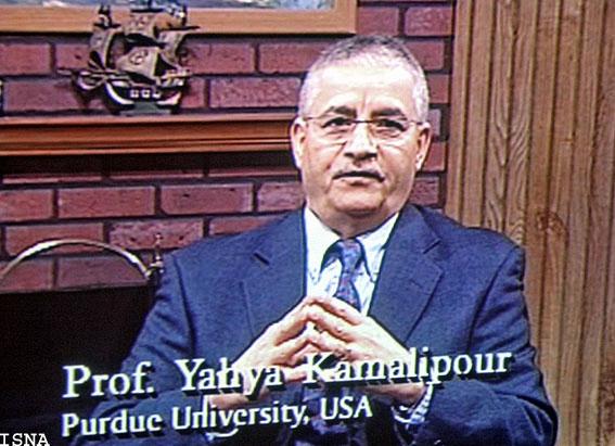 دکتر شکرخواه استاد پیشگام روابط عمومی الکترونیک شناخته شد