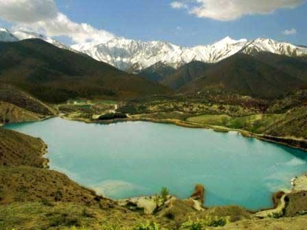 آشنایی با دریاچه ولشت - مازندران