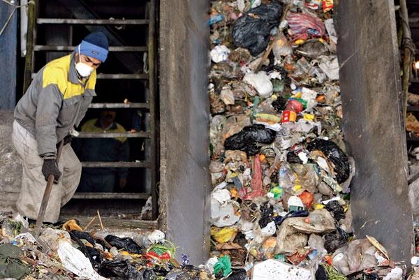 تمام زبالههای پایتخت تفکیک میشود