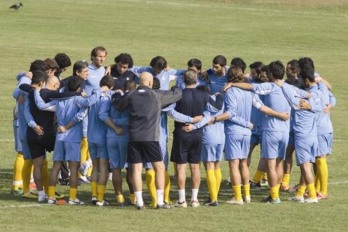 استیلی: بازیکنان به قهرمانی تیم ملی شک دارند