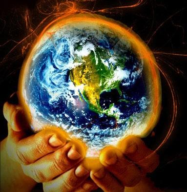 گرمای کره زمین