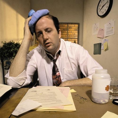 مرد - سردرد