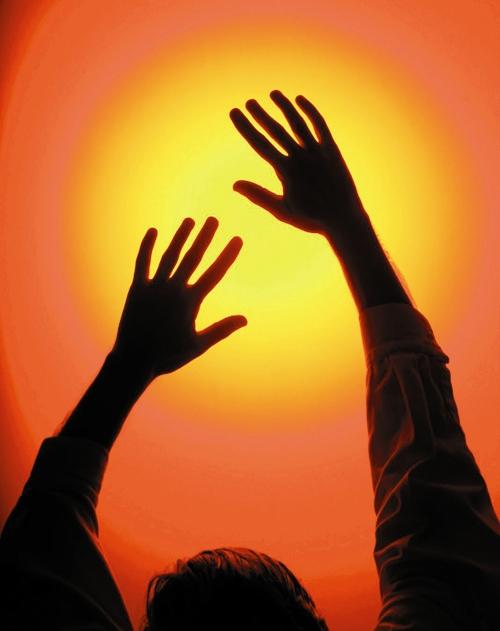 دعا - نور