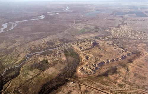 محوطه باستانی شوش
