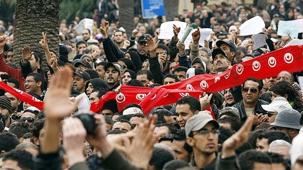سه روز عزای عمومی در تونس