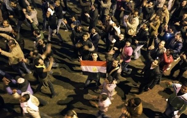 گزارش و تصویر از اعتراض و  ناآرامی گسترده در مصر