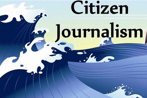 روزنامه نگاری شهروندی