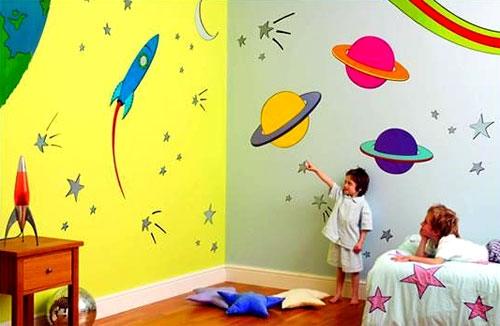 آشنایی با سبک جدید در نقاشی منازل