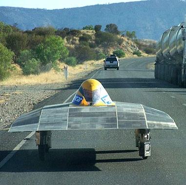 سریعترین خودروی زیستی دنیا