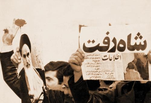 انقلاب اسلامی - شاه رفت