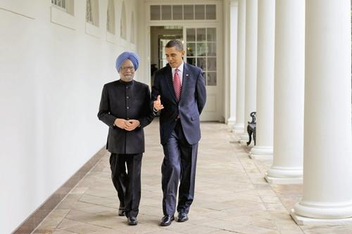 آمریکا - هند