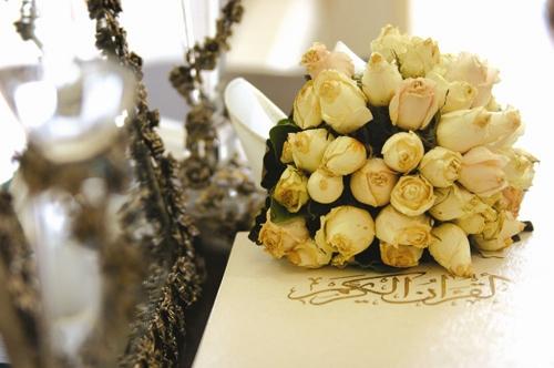 قرآن - گل رز