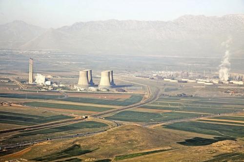 شهراراک - آلودگی هوا