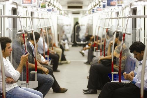 مسافران - مترو